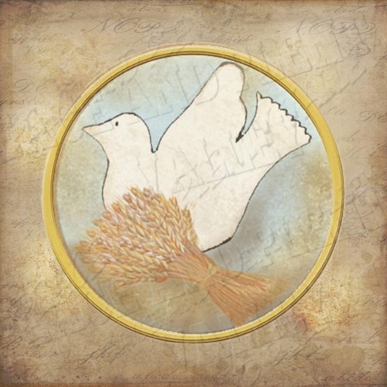 Dove Peace Prim bird