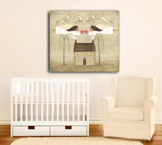 nursery art two