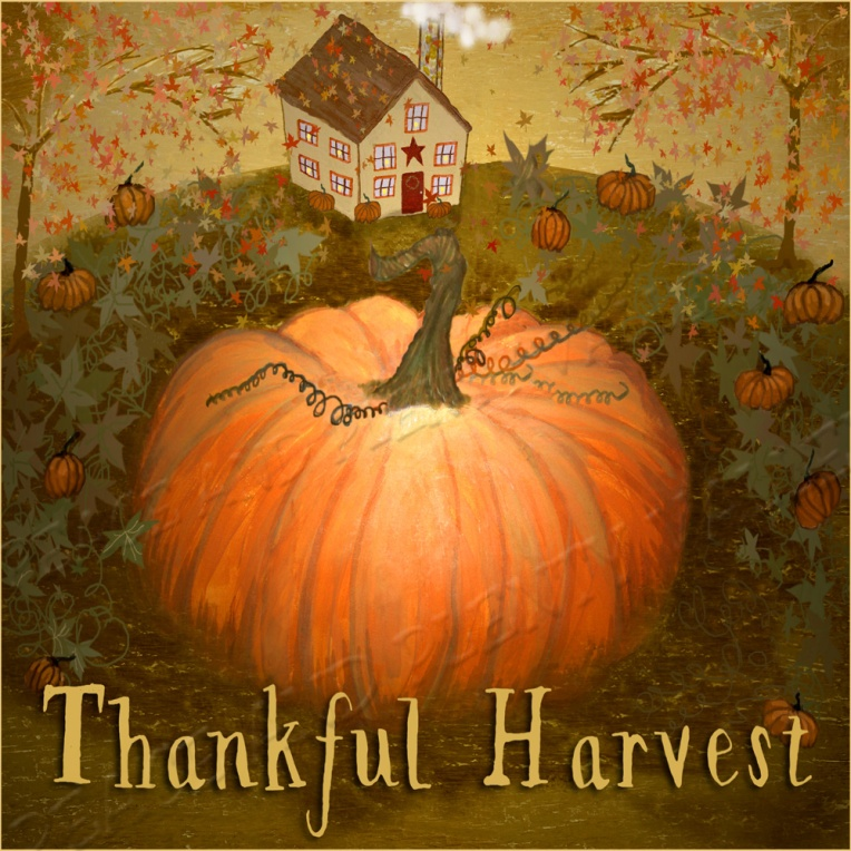 Thanksgiving pumpkin fall autumn harvest