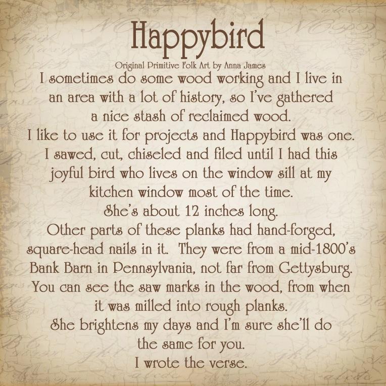 Happybird Story