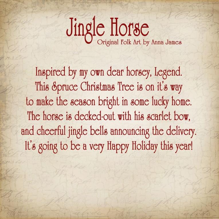 Jingle Horse Story